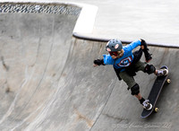 Skateboarders and BMX Riders-4